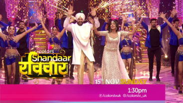 Shandaar Ravivaar 15th Nov Sunday 1:30 PM On Colors Tv UK