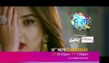 Watch Ishq Mein Marjawaan 25-26 Oct Sun-Mon ET 7.30 PM  PT 8 pm on Aapka Colors USA