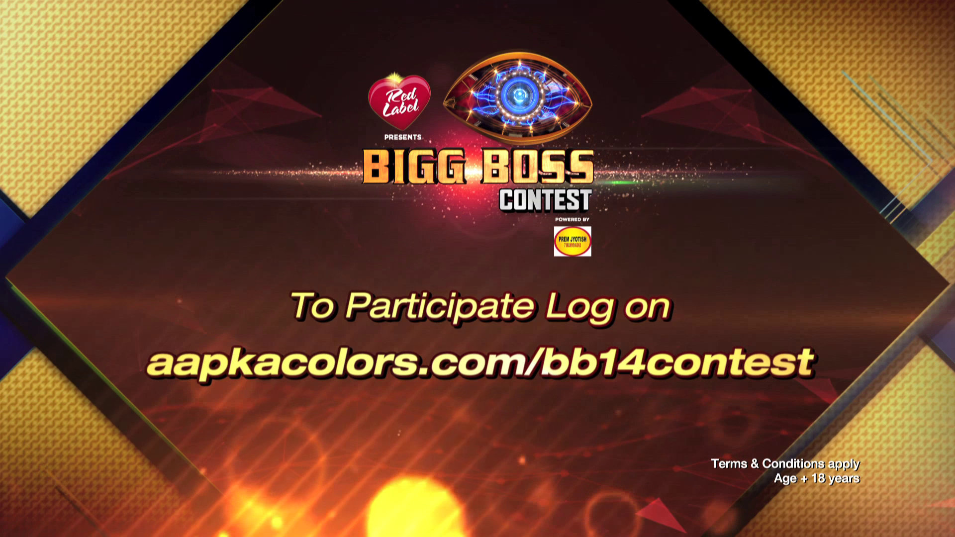 Bigg Boss 14 Every Day ET 8:00pm PT 9:00pm on Aapka Colors