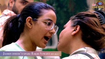 Jasmin Bhasin breaks Rakhi Sawant's nose?