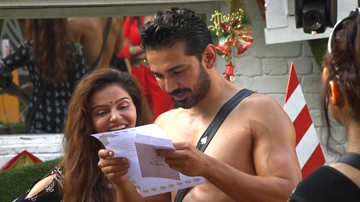 An emotional yet Merry Christmas in the Bigg Boss 14 house!