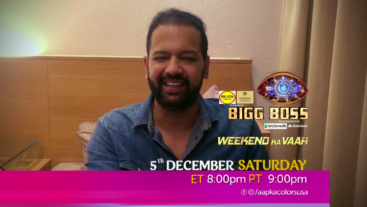 Watch Bigg Boss Weekend Ka Vaar Sat-Sun ET 8:00pm PT 9:00pm
