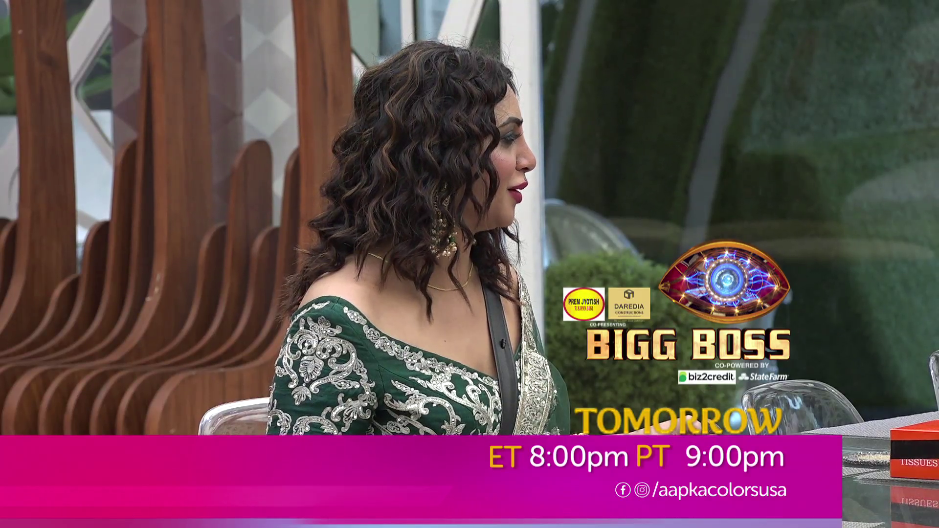Watch Bigg Boss Everyday ET 8:00pm PT 9:00pm on Aapka Colors.