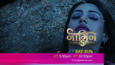 Watch Naagin Sat-Sun ET 9:30pm PT 10:30pm
