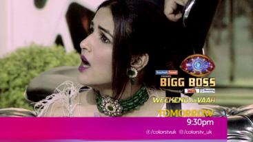 Watch Bigg Boss Weekend Ka Vaar Sat-Sun 9:30 pm Colors UK