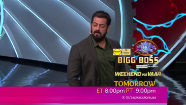 Watch Bigg Boss Wekend Ka Vaar ET 8:00pm PT 9:00pm on Aapka Colors