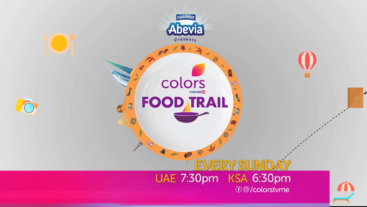 Watch Food Trail Every Sunday 7:30pm on Colorstv