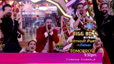 Bigg Boss Birthday Party Salman Tomorrow 9:00pm on Colors TV