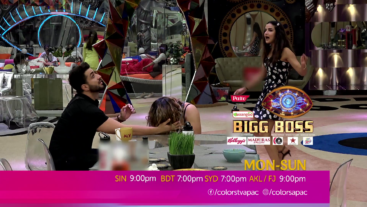 Watch Bigg Boss 14 Everyday at 9:00pm on Colorstv