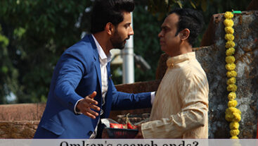 Omkar and Mayura meet?
