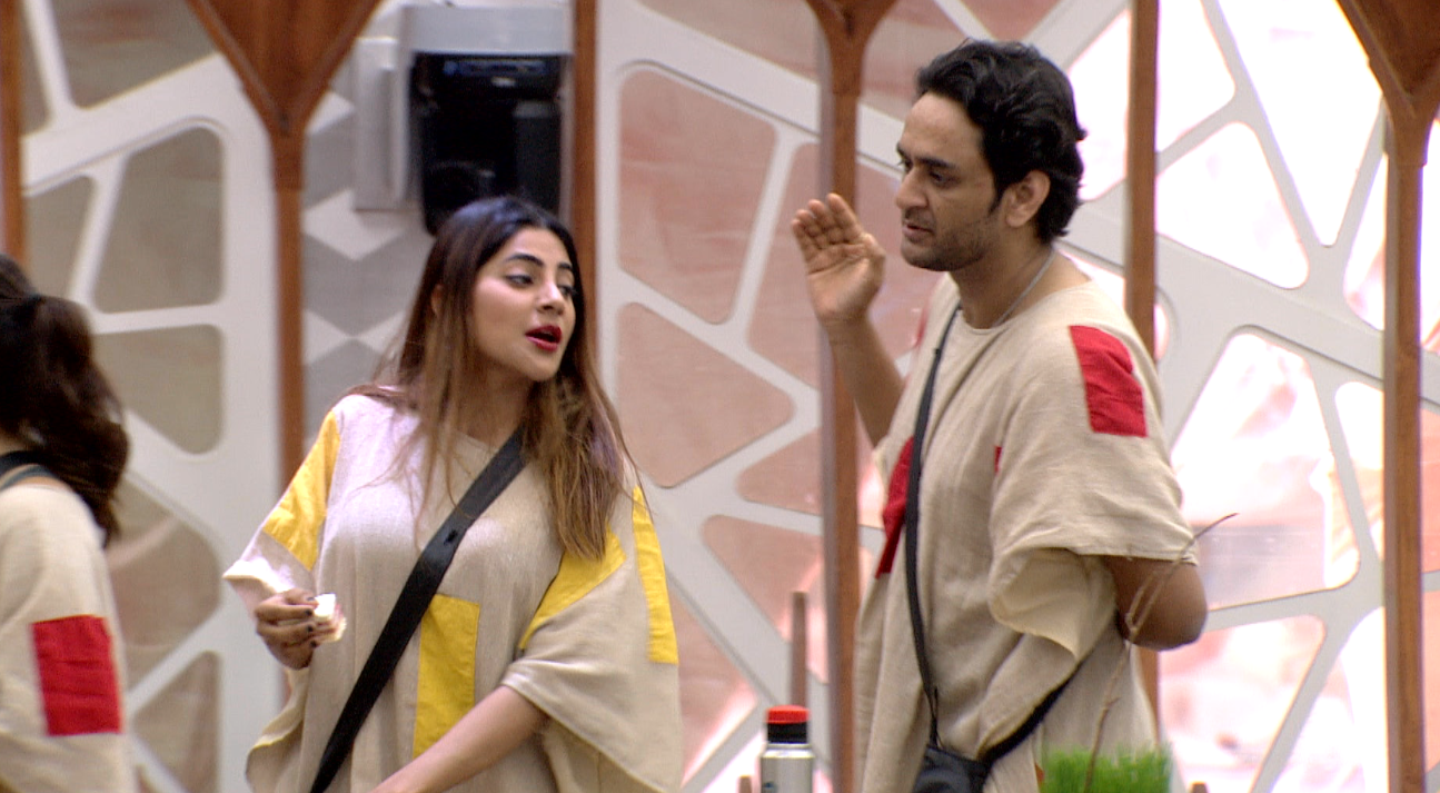 All is not well between Devoleena and Nikki during the Locked Out Task?