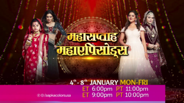 Maha Saptaah Maha Episode 4 Jan-8 Jan Mon-Fri on Aapka Colors