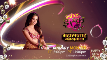 Watch Namak Issk Ka Mon-Fri ET 6:00pm PT 11:00pm on Aapka Colors