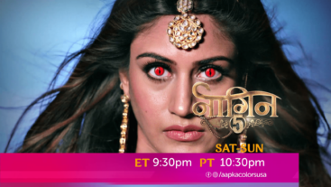 Watch Naagin SAT-SUN ET 9:30pm PT 10:30pm on Aapka Colors