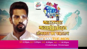 Watch Pinjara Khubsurti Ka Mon-Fri 5:30pm on Colors TV