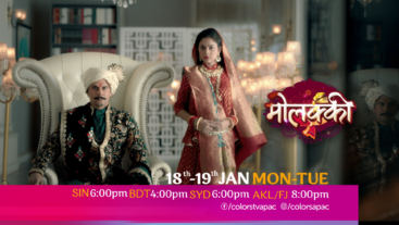 Watch Molkki 18th-19th Jan Mon-Tue at 6:00pm on Colors Tv
