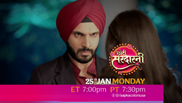 Watch Choti Sarrdaarni Mon-Sat at ET 7:00pm PT 7:30pm Only on Aapka Colors TV