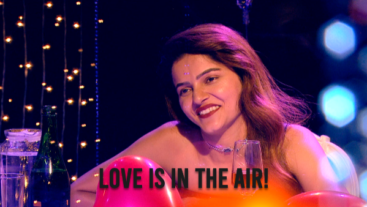 Love is in the air and everywhere!
