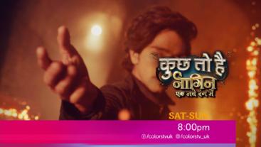 Watch Kuch Toh Hai – Naagin Ek Naye Rang Mein Sat-Sun at 08:00pm On Colors TV