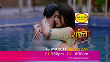 Watch Shakti 4th March Thursday ET 9:30pm PT 6:30pm on Aapka Colors