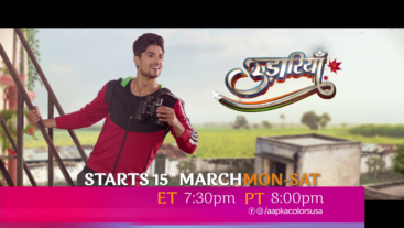 Udaariyaan Starts 15th Mar Mon-Sat ET 7:30pm PT 8:00pm on on Aapkacolors