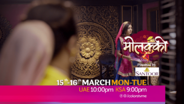 Watch Molkki Mon-Fri at 10:00pm Only on Colors TV
