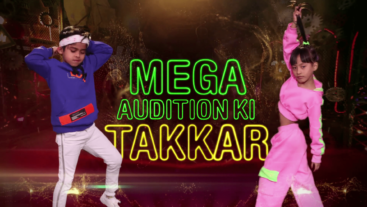 Watch Dance Deewane Mega Audition Takkar Sat-Sun ET 8:00pm PT 9:00pm on Aapka Colors