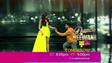 Watch Dance Deewane Sat-Sun ET 8:00pm PT 9:00pm on Aapka Colors