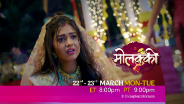 Watch Molkki Mon-Fri Et 8:00pm PT 9:00pm on Aapka Colors