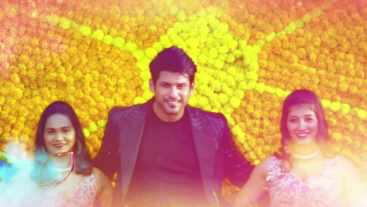 Celebrate Holi With Sidharth Shukla   27th March, 7 PM