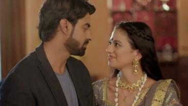 Will Rani Suraiya help Saroj in separating Yug & Kahani?
