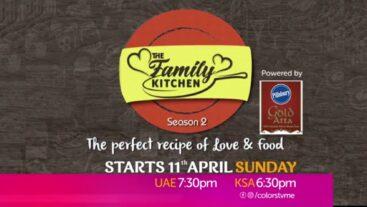 The Family Kitchen Show