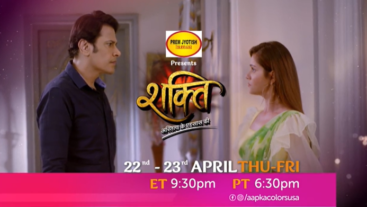Watch Shakti Mon-Fri ET 9:30pm PT 6:30pm on Aapka Colors