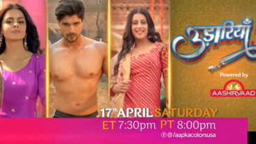 Udaariyaan Mon-Sat ET 7:30pm PT 8:00pm on Aapka Colors