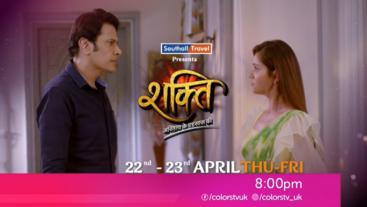 Watch Shakti Mon-Fri 8:00 pm only on Colors TV