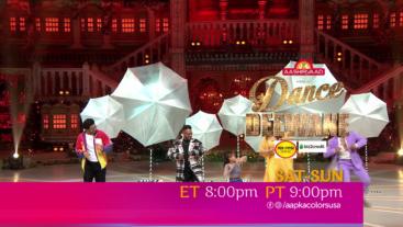 Dance Deewane 3 | Sat-Sun ET 8:00pm PT 9:00pm | Aapka Colors