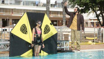 Sana Makbul's record breaking stunt | KKK11