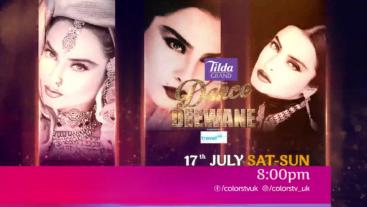 Watch Dance Deewane Sat-Sun @8:00pm on Colors TV