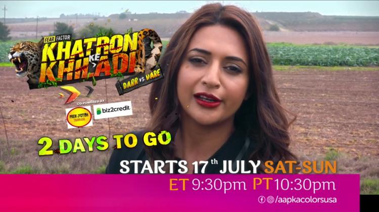 Khatron Ke Khiladi Starts 17th July Sat-Sun ET 9:30pm PT 10:30pm on Aapka Colors