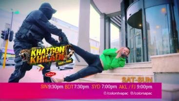Khatron Ke Khiladi 11   Sat-Sun @9:30pm   Colors Tv