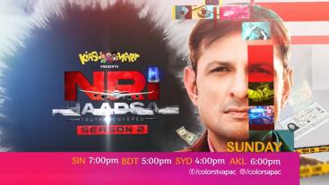 NRI Haadsa Season 2 | Sun 7:00pm | Colors TV