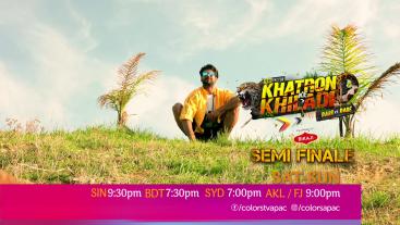 Khatron Ke Khiladi 11 | Sat-Sun 9:30pm | Colors TV