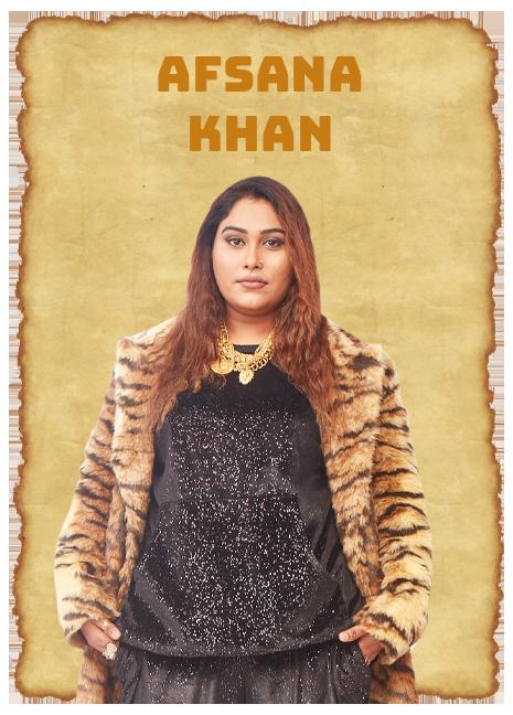 Afsana Khan