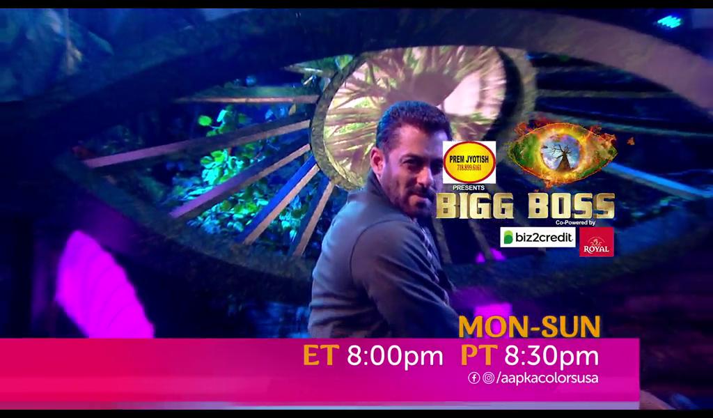 Bigg Boss 15 | Mon-Sun ET 8:00pm PT 8:30pm | Aapka Colors